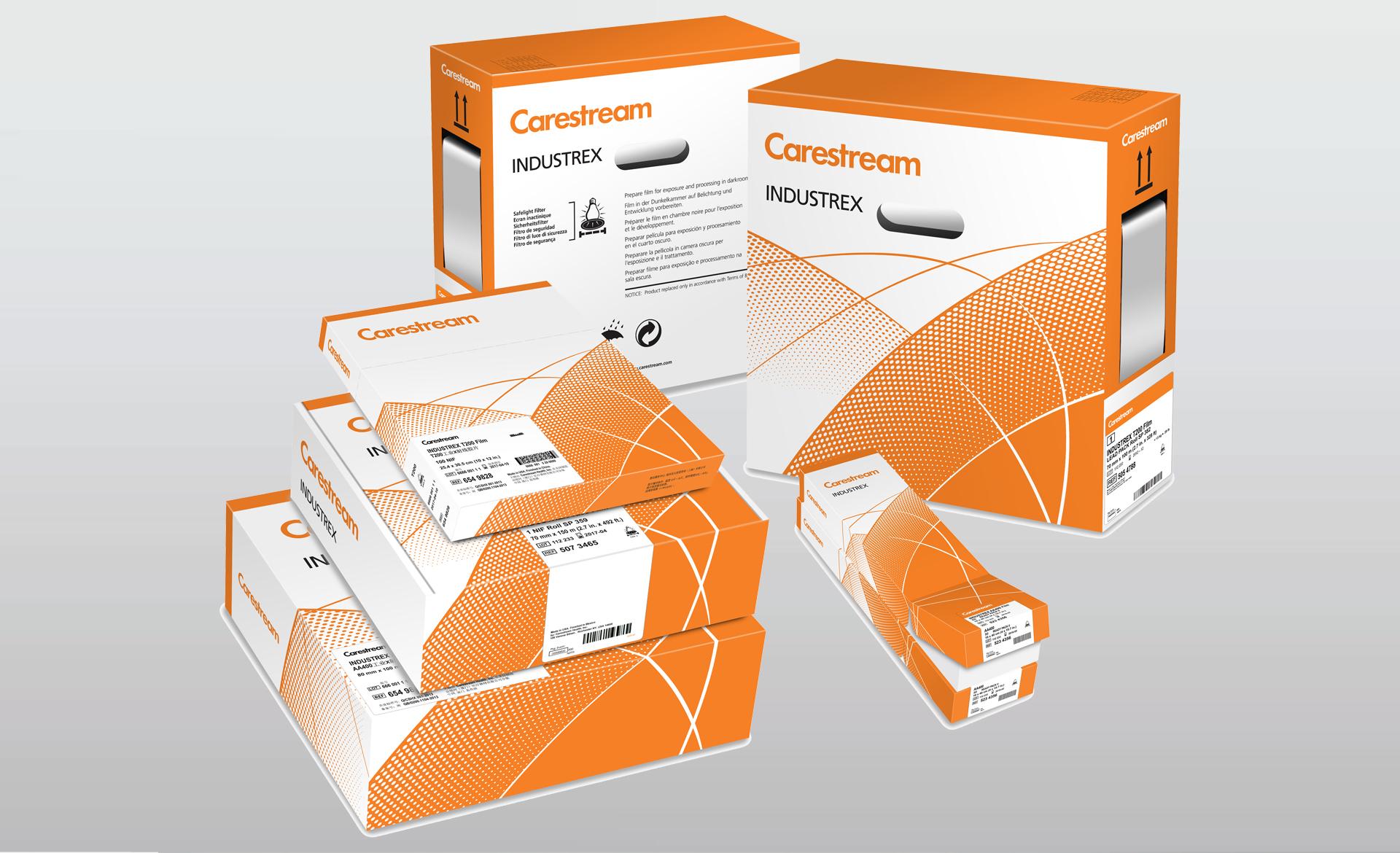 Carestream Endustriyel X-ray Filmleri BAM Sertifikalari
